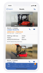 Forklift App